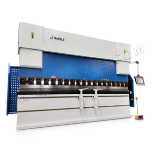 WE67K-200T/4000 Hydraulic CNC Press Brake with DA-58T, Sheet Bending Machine And 2D Graphic Control