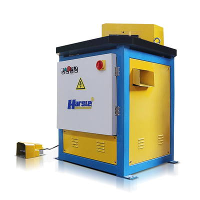 Fixed Angle Metal Sheet Hydraulic Notching Machine