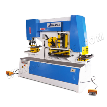 Q35Y-30 Hydraulic Ironworker machine from China