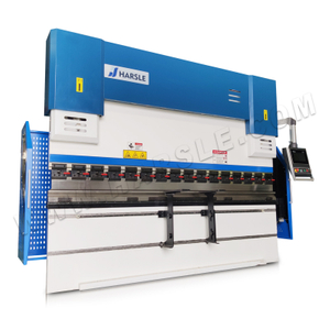 Smart WE67K-160T/3200 Hydraulic CNC Press Brake with DA-53T, X+R CNC Backgauge