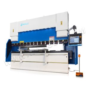 WE67K-100T/3200 Genius CNC Press Brake with DA-66T, 8+1 Axis Sheet Metal Bending Machine