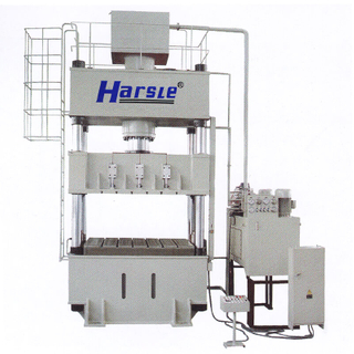 Y27 Four-Column Single-Movement Hydraulic Press Machine for Sheet Metal Deep Drawing