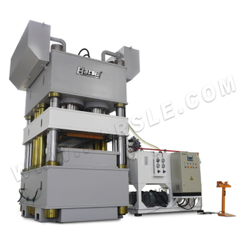 4500T Double-Action Hydraulic Steel Metal Door Embossing Machine, 3000T/1500T hydraulic press from HARSLE