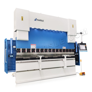 WE67K-250T/3200 Hydraulic Press Brake with DA-66T, CNC Sheet Metal Bending Machine with 6+1 Axis