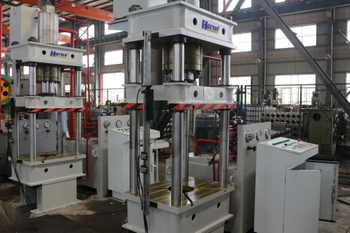 Y32-100T Four-column hydraulic press machine with ejection cylinder