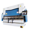 WE67K-100T/3200 CNC press brake with DA-66T system