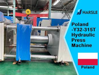 波兰- y32 - 315t液压机